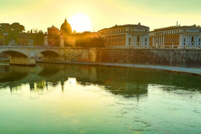 Obraz Widok Rzymu