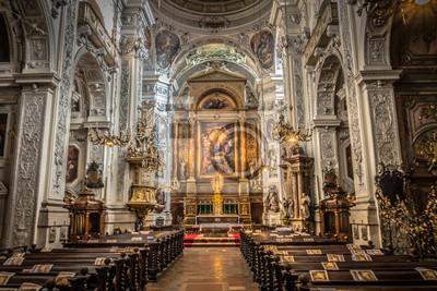 Wiedeń - Kościół