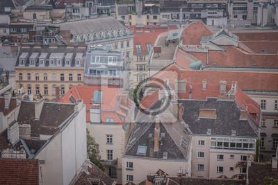 Wiedeń - widok na miasto