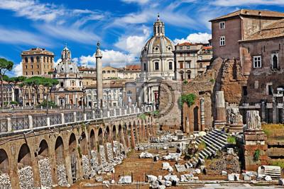 wielkie iatlian zabytki - Roman Forum