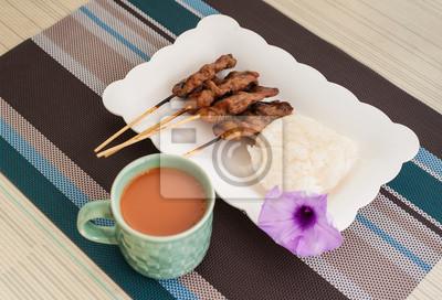 Wieprzowina z grilla, stek wieprzowy, Grill