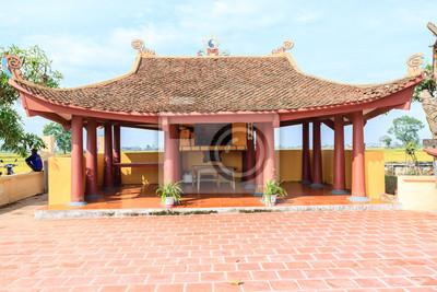 Wietnam świątynia