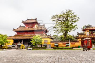 Wietnam świątynia w Hue, Wietnam