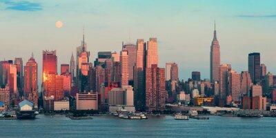Obraz Wieżowce w Nowym Jorku