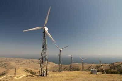 Obraz Wind Power.