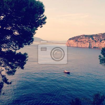 Włochy krajobraz