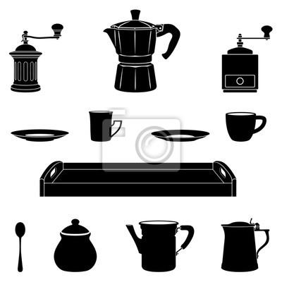 Obraz Włoska kawa