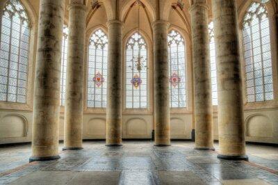 Obraz Wnętrze kościoła