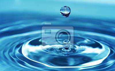 Obraz Woda Splash