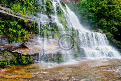 Wodospad, Blue Mountains National Park, NSW, Australia