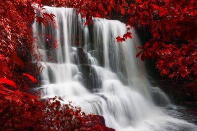 Obraz Wodospad Man Daeng.