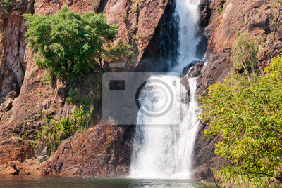 Wodospad w Litchfield National Park, Australia