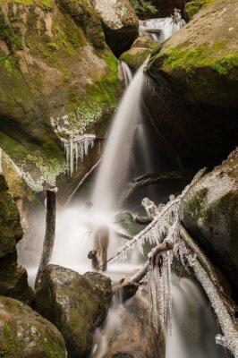 Wodospad Zamknij