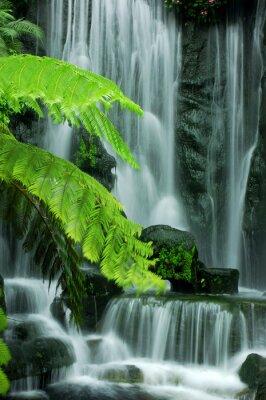 wodospady ogrodowe