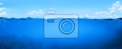 Obraz wody