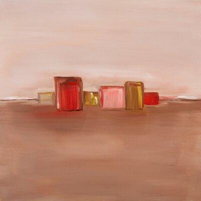 Obraz Współczesne malarstwo olejne