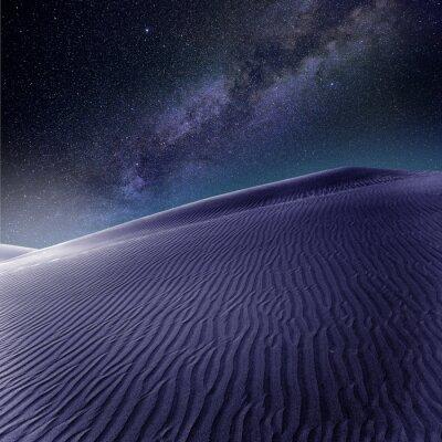 Obraz Wydmy pustyni w Maspalomas na Gran Canarii