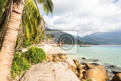 Wyspa Tioman w Malezji