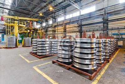 Wytwarzanie stali kół kolejowych