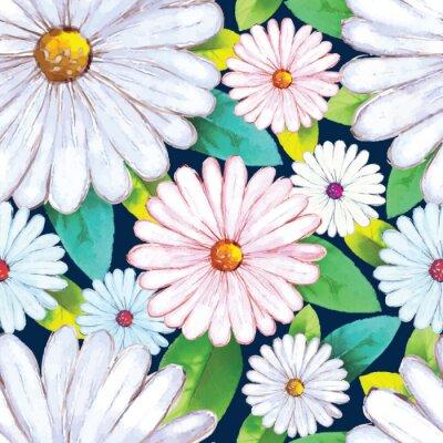 Obraz Wzór kwiatowy
