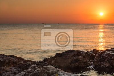 Рассвет на Черном море