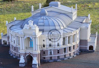 Одесса.Оперный театр.