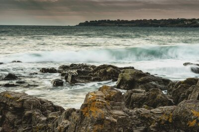 Obraz  Рассвет на море