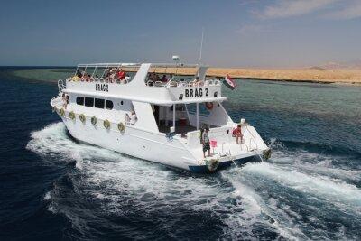 Obraz Яхта