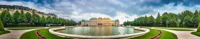 Obraz The Belvedere Palace inVienna,Austria.