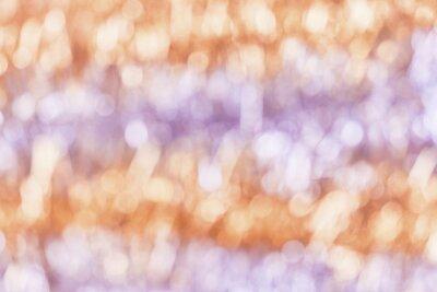 Zamazani bożonarodzeniowe światła, abstrakcjonistyczny tło