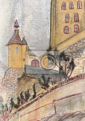Obraz zamek