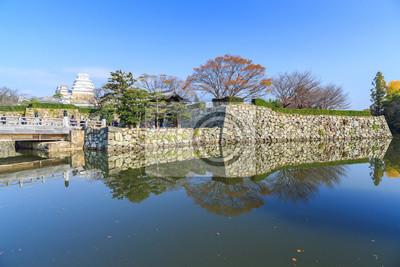 Zamek Himeji, Japonia