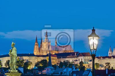 Zamek w Pradze