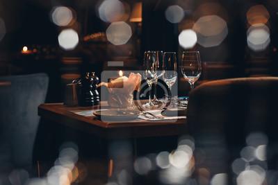 Obraz zastawa stołowa