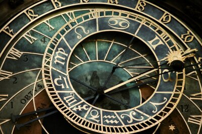 Obraz Zegar astronomiczny w Pradze