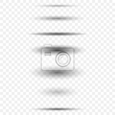 Obraz Zestaw cień koło
