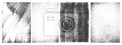 Obraz Zestaw wzorów grunge