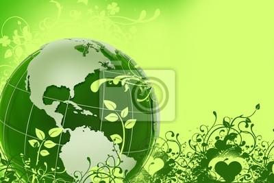 Zielona Eco Globe
