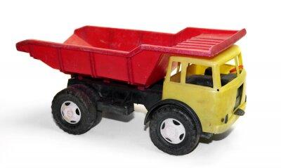 zmiany DDR Kipplaster, Kinder Spielzeug