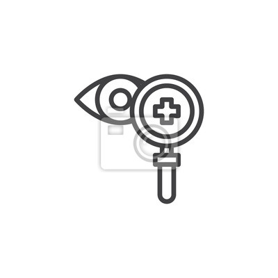 znak stylu liniowego dla koncepcji mobilnych i projektowanie stron internetowych. Symbol, ilustracja logo. Pixel perfect vector graphics