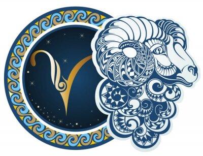 Obraz Znaki zodiaku - Baran