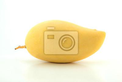 Żółty mango