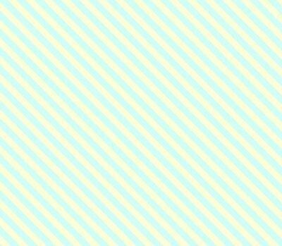 Obraz Zwolniony: Diagonale Streifen w Hellgrün und Gelb