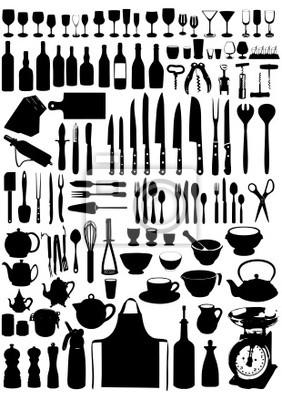 115 éléments wlać la cuisine