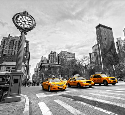 Plakat 5th Avenue, Nowy Jork.