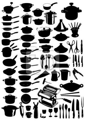 70 ustensiles Kuchni