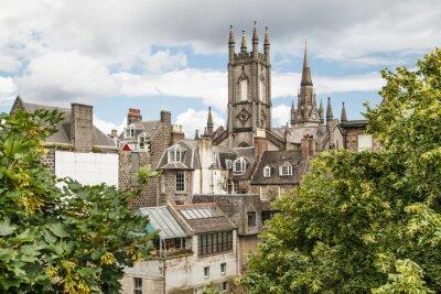 Plakat Aberdeen, Szkocja