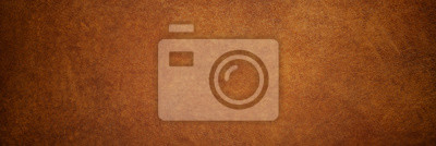 Plakat abstract brown leather texture may used as background