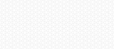 Plakat Abstract geometric seamless pattern in traditional Arabian style. Subtle vector ornament with thin lines, oriental mosaic, floral grid. Minimal modern background. Repeat design for decor, wallpaper