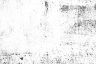 Plakat Abstract texture dust particle and dust grain on white background. dirt overlay or screen effect use for grunge and vintage image style.